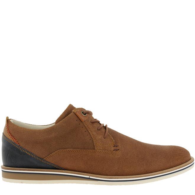 Lace-up shoes Cognac 438K26627DNYCNSU