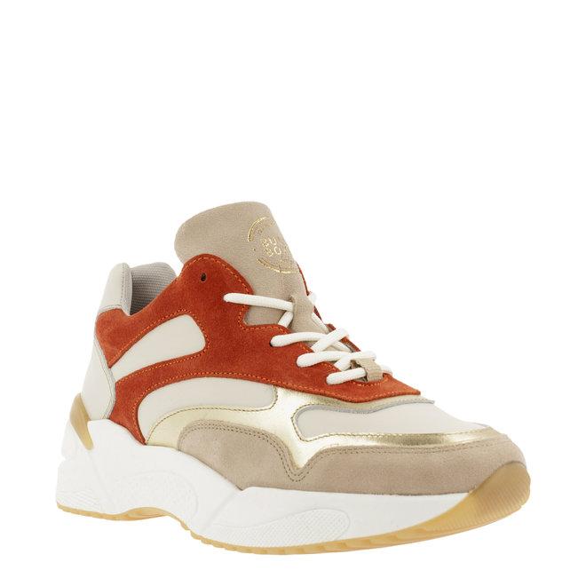 Sneaker Rood Beige 750000E5L_GINGTD