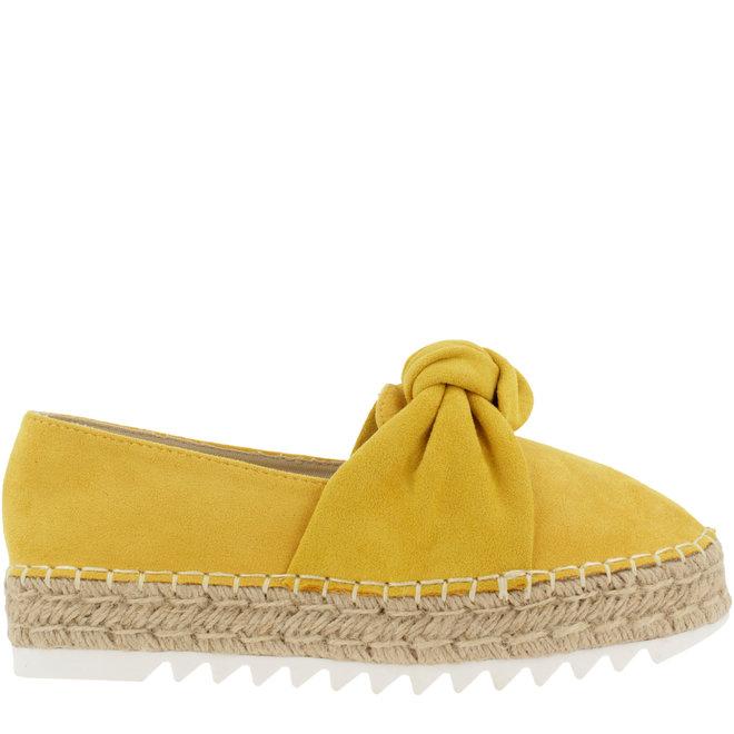 Espadrille Yellow 155001F4T_ODYWTD