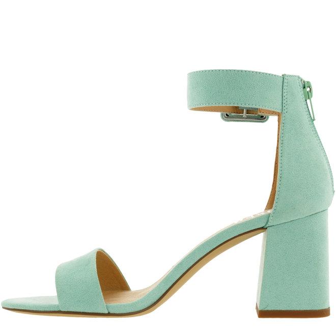 Mint Sandal with Heel 041001F2T_PSMITD