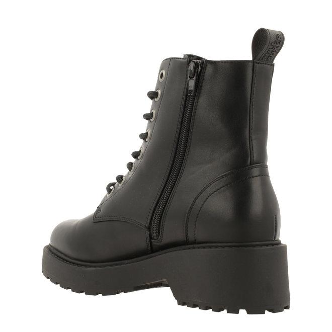 Biker Boots Black 020500F6S_BLCKTD