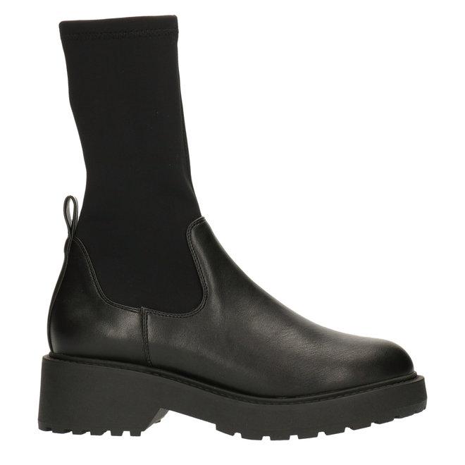 Biker Boots Black 020506F6S_BLCKTD