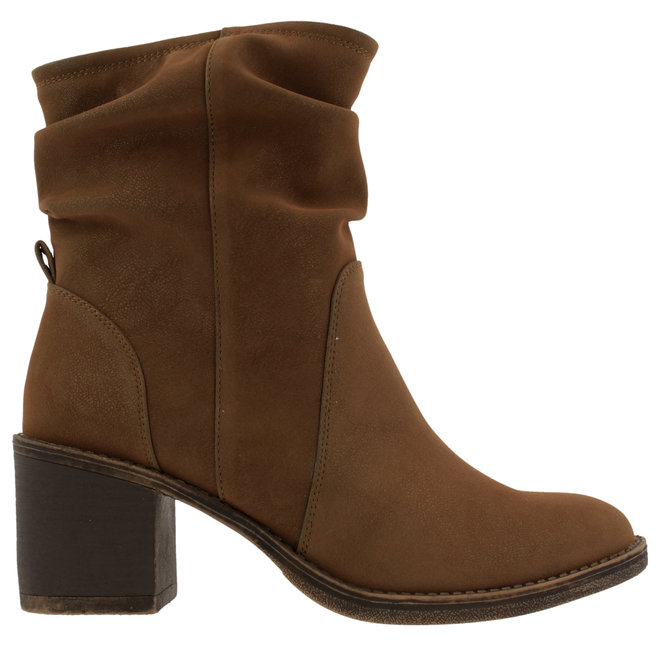 Ankle Boots Brown
