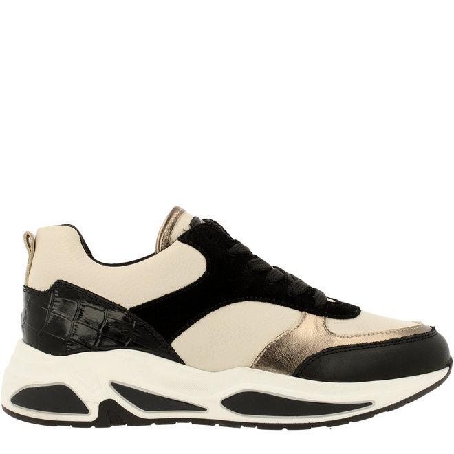 Sneaker Black/Beige