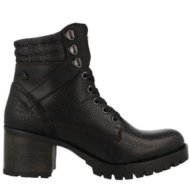 Biker Boots Black 772M80653ABKDJTD