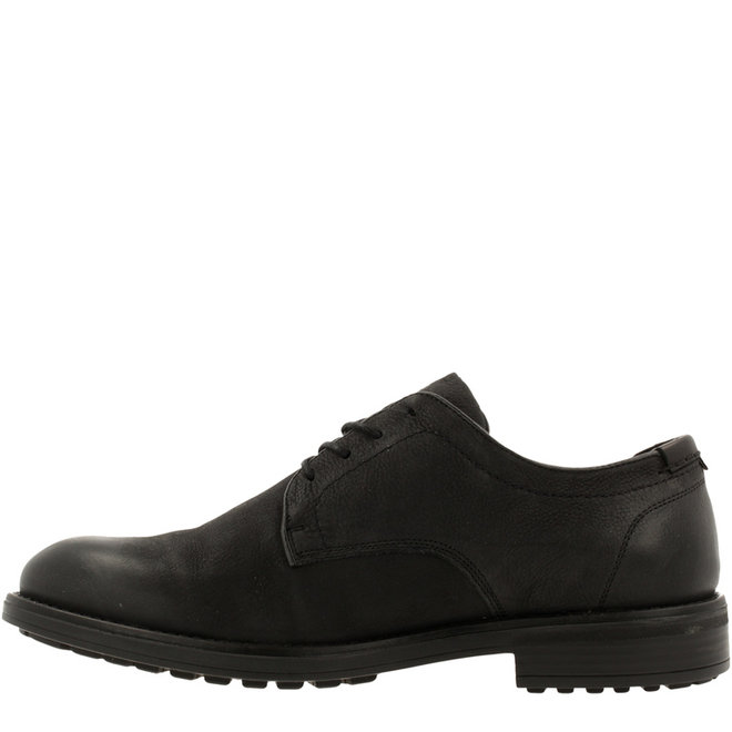 Cali Low Derby Lace-up Shoes Black 694K20792ABLCKSU