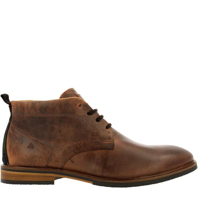 Lace-up Shoes Cognac 853K56676E7CBKSU