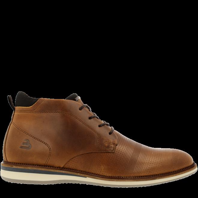 Lace-up Shoes Cognac
