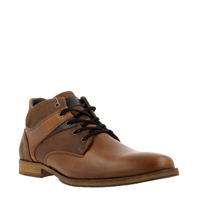 Lace-up Shoes Cognac 838K50672ACONBSU