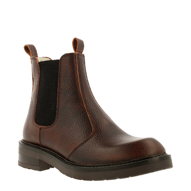 Chelsea-Boots Braun 333M76143A7RBRTD
