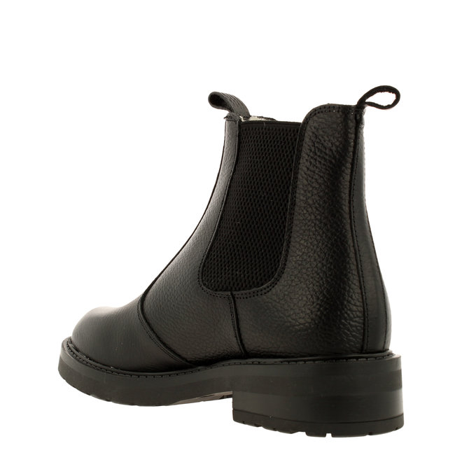 Chelsea Boot Black 333M76143A7BLKTD