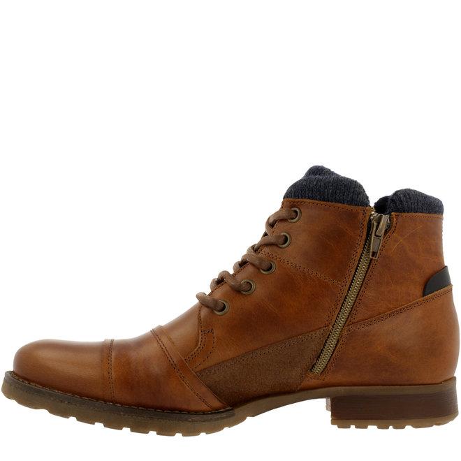 Stiefel Cognacfarben 358K50911ACONASU