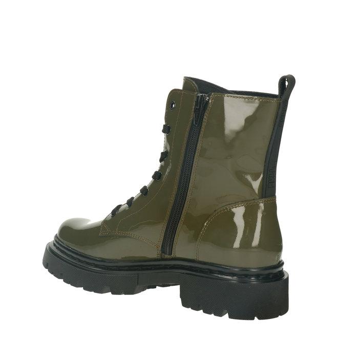 Biker Boots Groen 610504E6L_MLTRTD