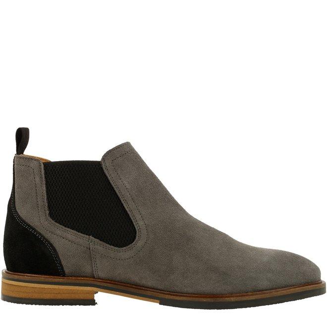 Chelsea-Boots Grau 853K46985A7DGYSU