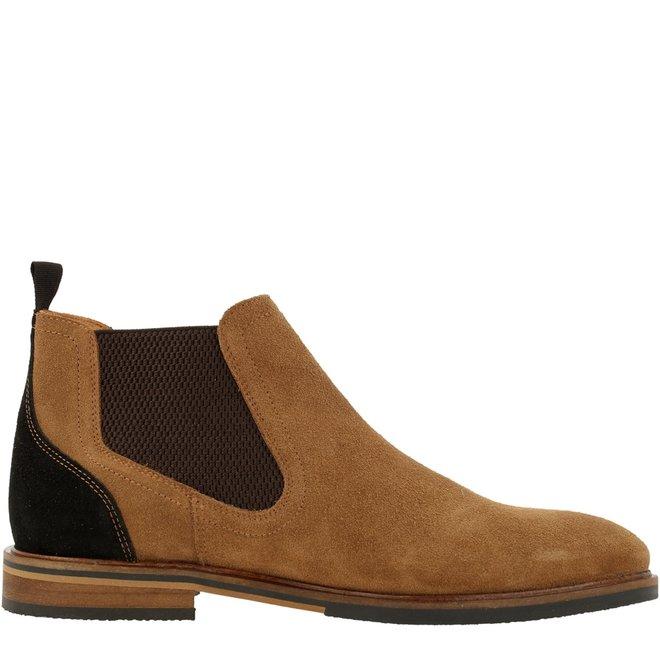 Chelsea-Boots Cognacfarben 853K46985A7COGSU