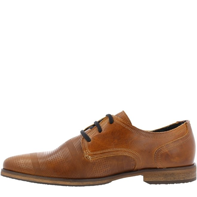 Lace-up Shoes Cognac 838K24783AP6COSU