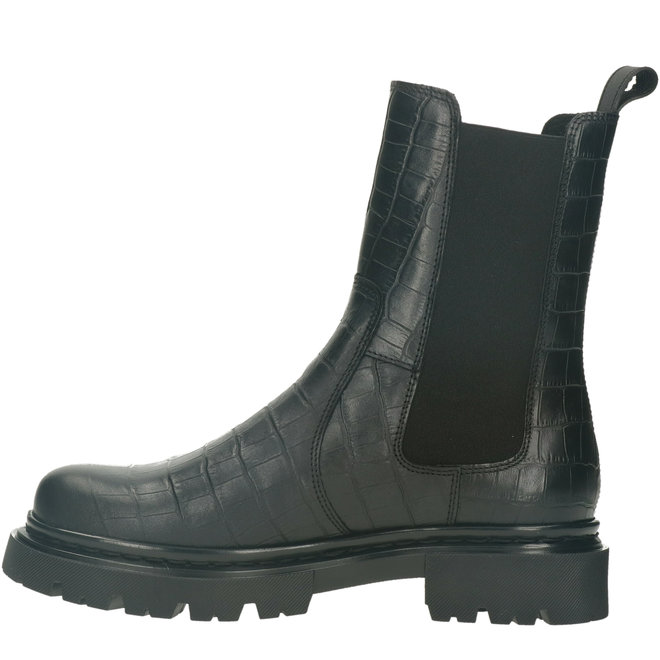 Chelsea Boots Schwarz 610507E6LBBLCRTD
