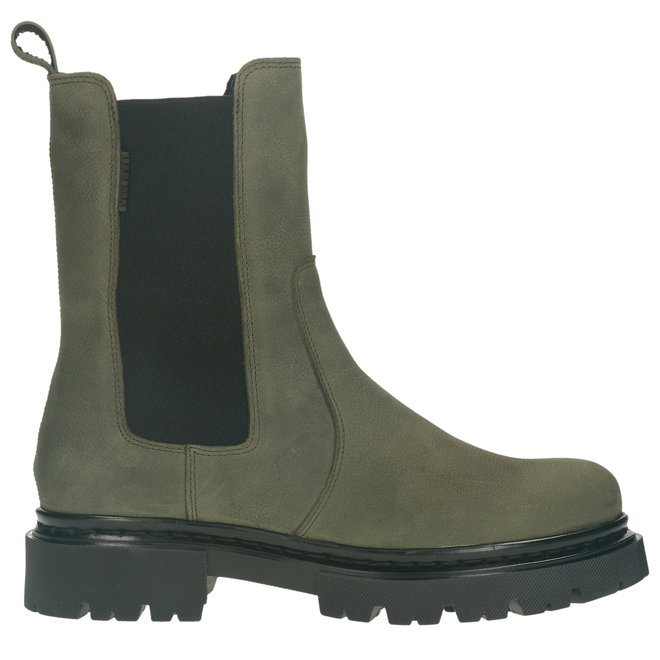 Chelsea Boots Green