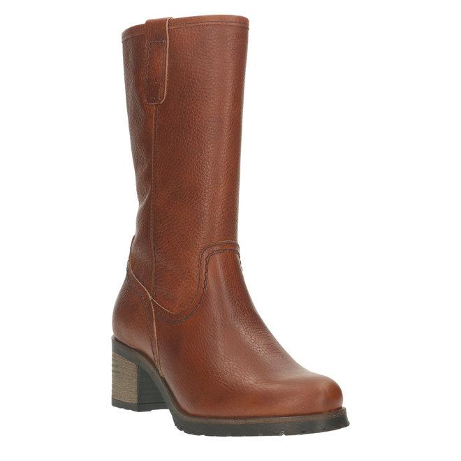 Stiefel Cognac 611508E7L_COGNTD
