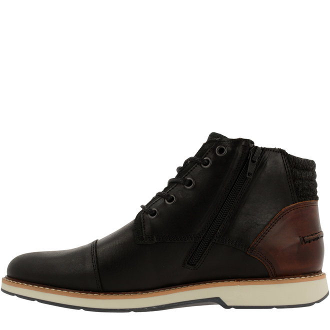 Boots Black 743K55843HBKDBSU