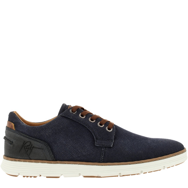 Lace-up Shoes Blue