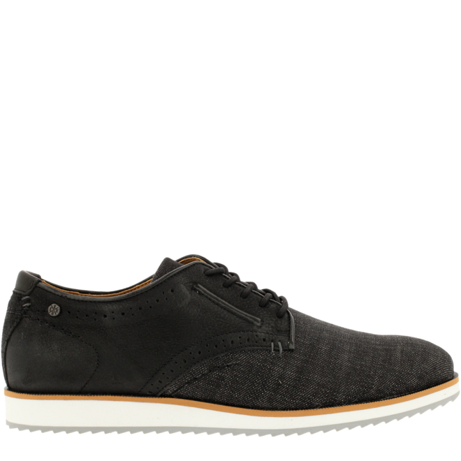 Lace-up Shoes Black 436K25263BBKTXSU