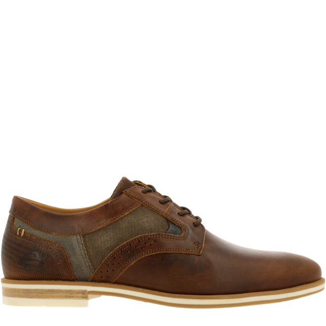 Lace-up Shoes Brown