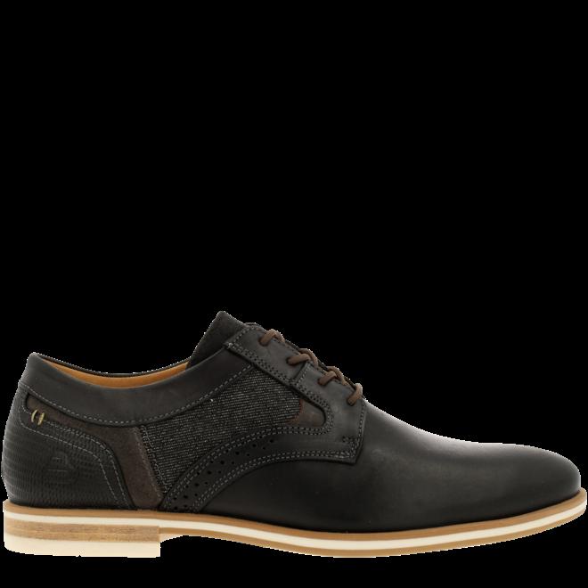 Lace-up Shoes Black