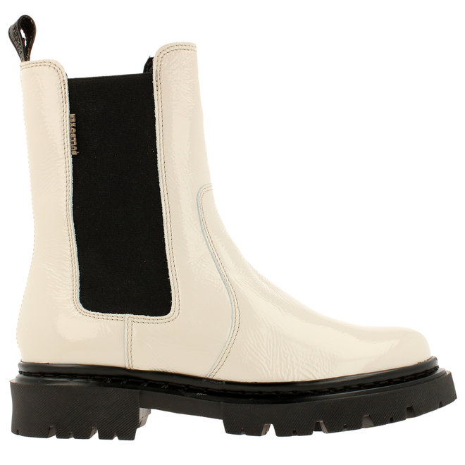 Chelsea Boots Off White