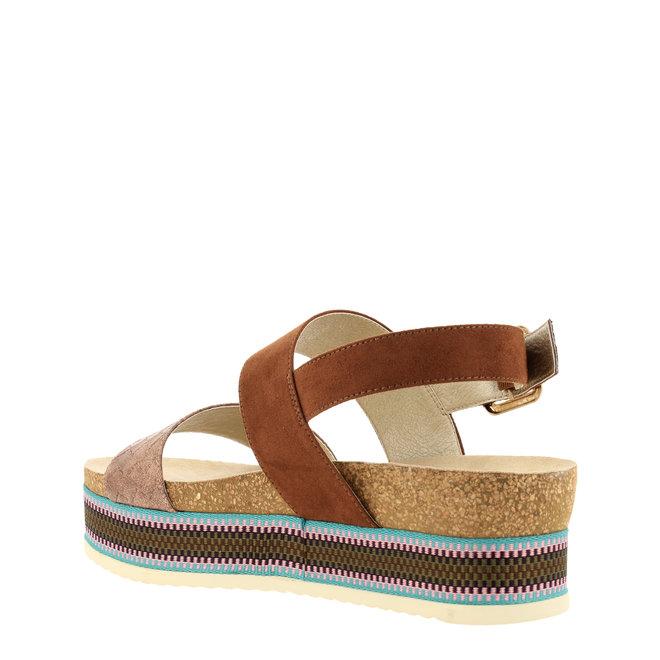 Sandals Cognac 886018F2T_CEARTD