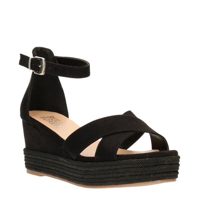 Wedge Heels Black 268003F2T_BLCKTD