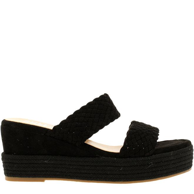Wedge Heels Black 268002F2T_BKBKTD