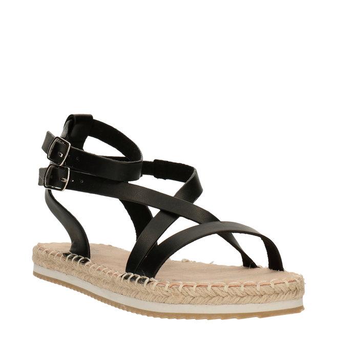 Sandals Black 261003F1S_BLCKTD