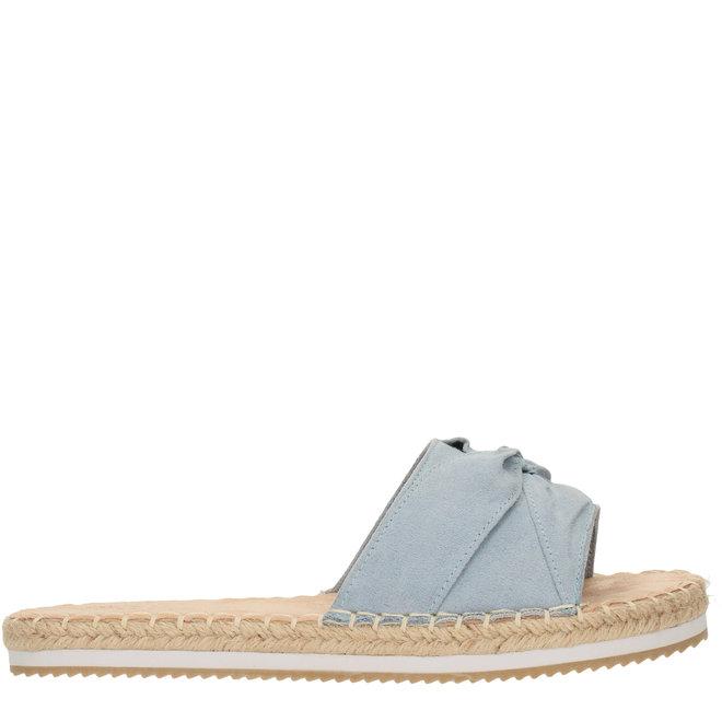 Slippers Blau