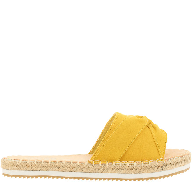 Slippers Yellow 261000F1T_MUSTTD