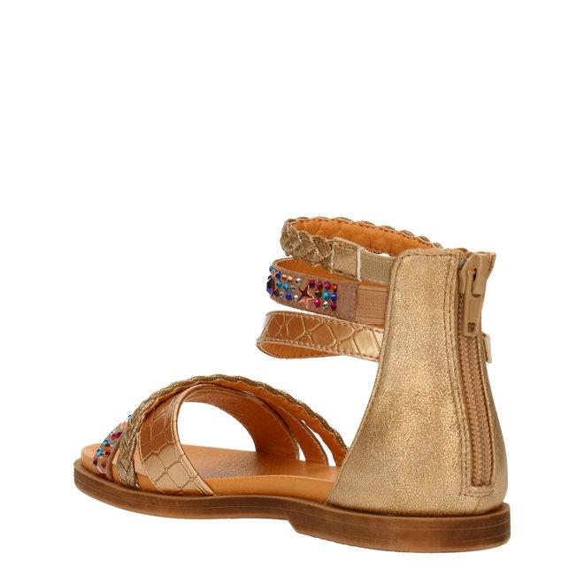 Sandale Gold ALM011F1S_GOLDKB