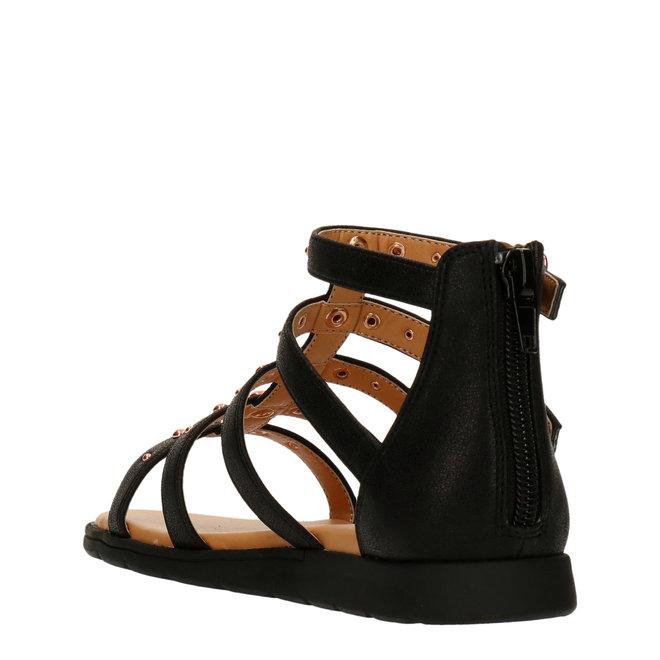 Sandale Schwarz AGG021F1S_BLCKKB