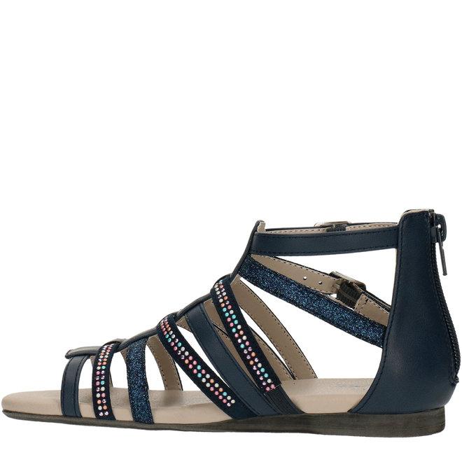Sandals Blue AED067F1S_NAVYKB