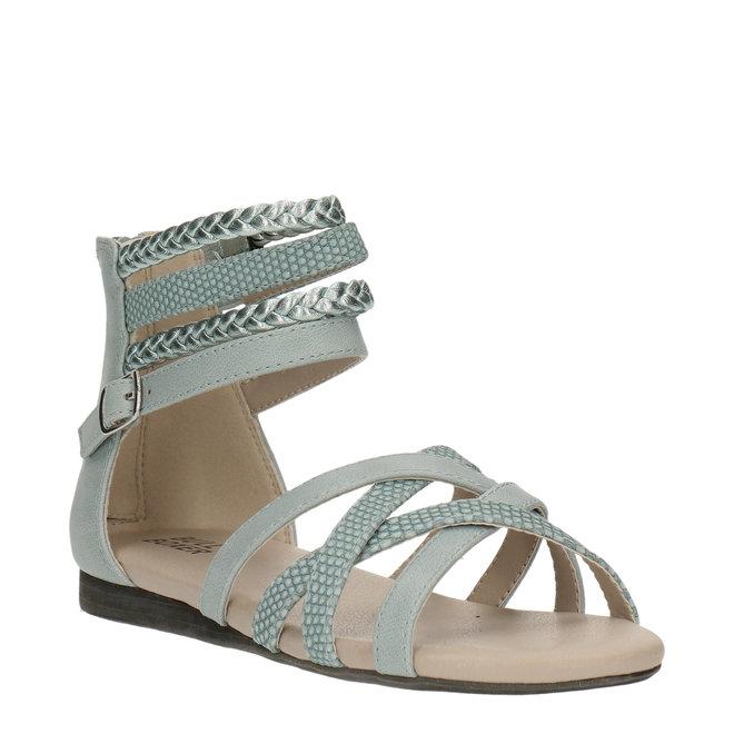 Sandale Blau AED009F1S_LBLBKB