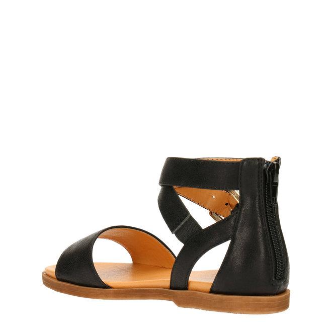 Sandalen Zwart ALM008F1S_BKBKKB