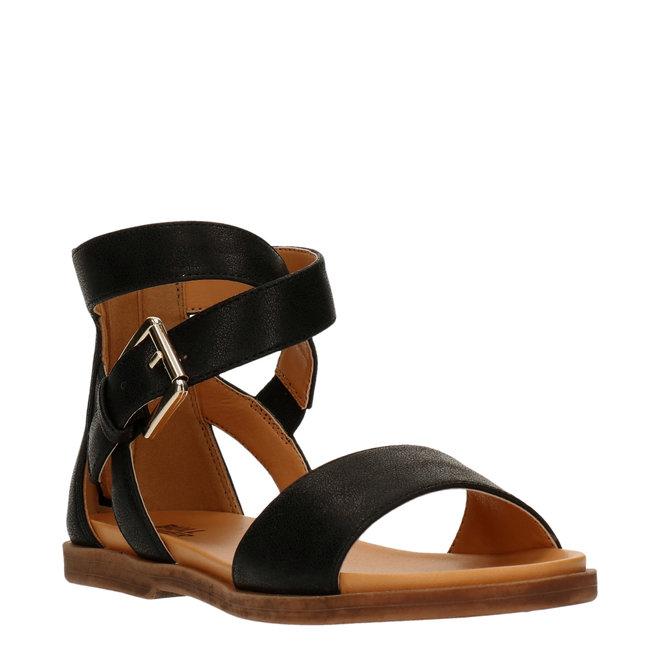 Sandale Schwarz ALM008F1S_BKBKKB