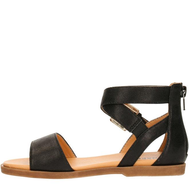 Sandals Black ALM008F1S_BKBKKB