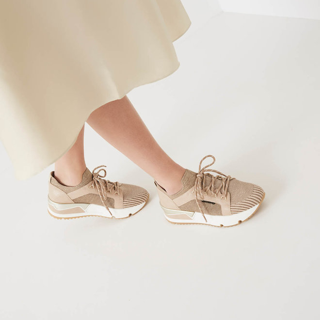 Sneakers Taupe 323010F5T_TAUPTD