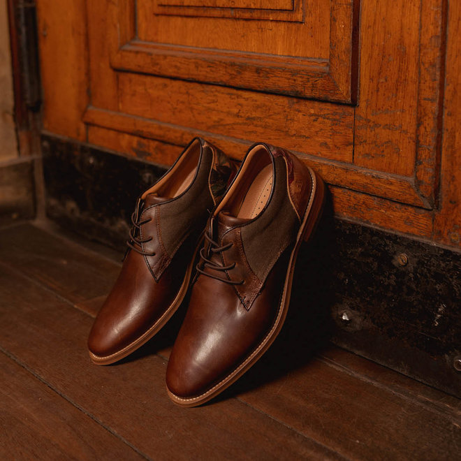 Lace-up Shoes Brown 674K20943AFLCOSU