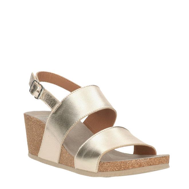 Sandale Gold 502002E2L_PLTNTD