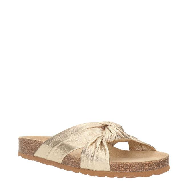 Slippers Goud 504000E1L_PLTNTD