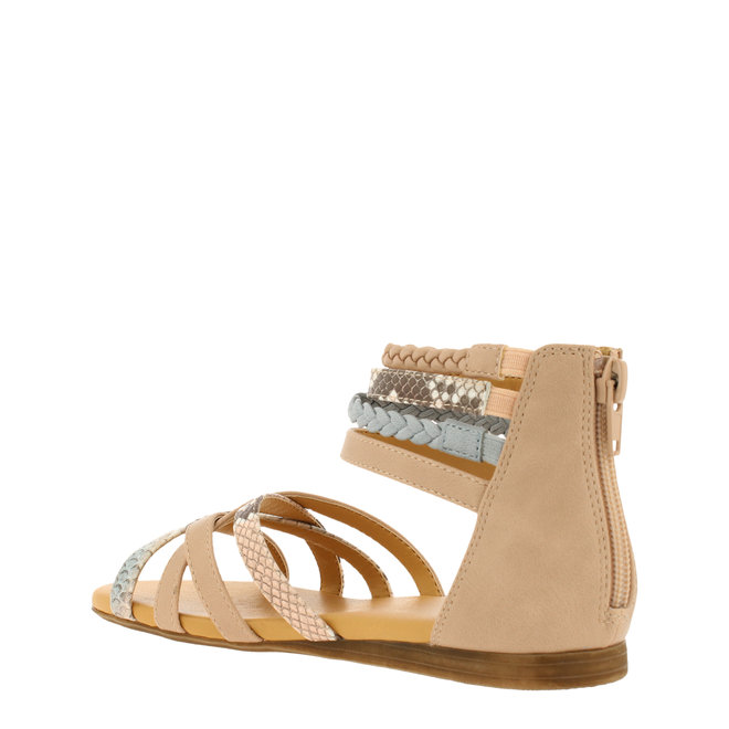 Sandals Pink AED009F1S_PIBLKB