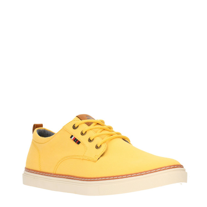 Sneakers Yellow 967X28110AYECOSU