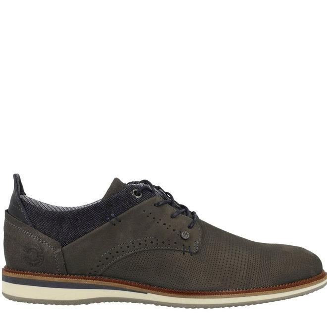 Lace-up Shoes Grey 633K25264GP6GYSU