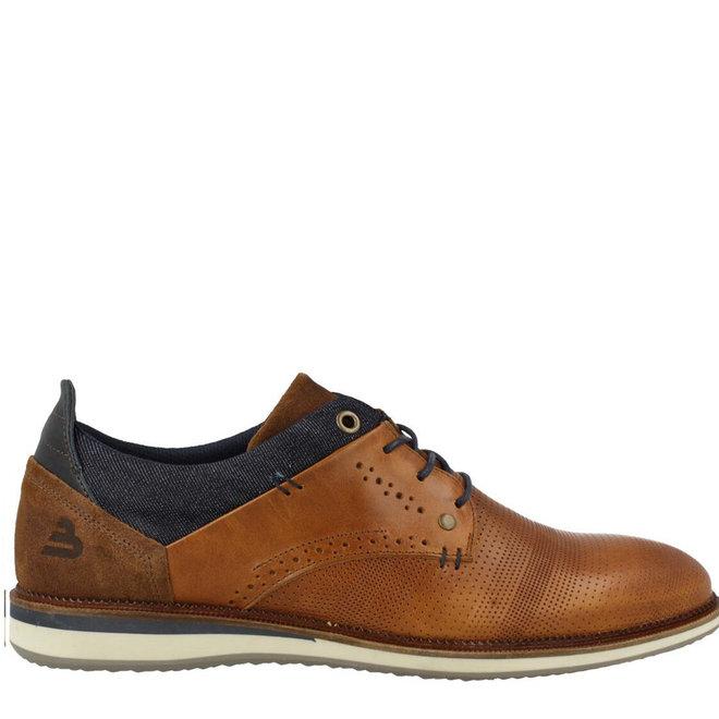 Lace-up Shoes Cognac 633K25264GP6COSU